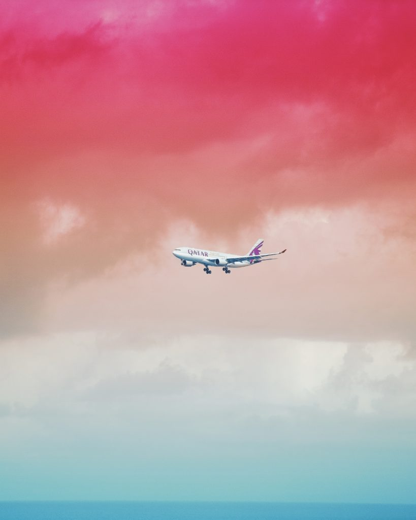 airplane-in-pink-sky (1024x1280)